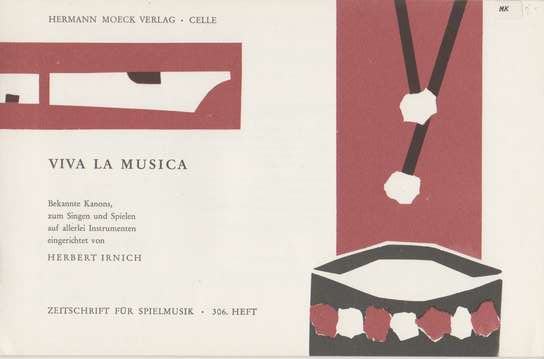 photo of Viva la Musica, Well known Canons to sing and play