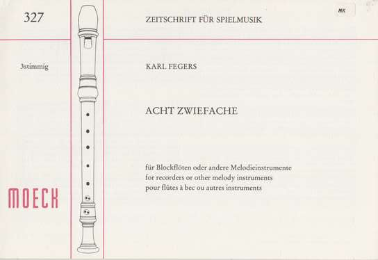 photo of Acht Zwiefache, Eight Dances Vol. 1