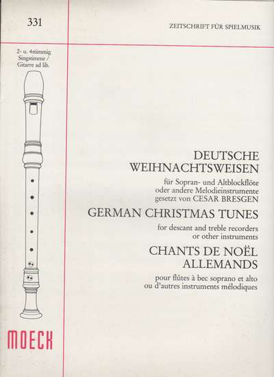photo of German Christmas Tunes