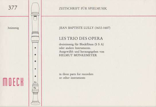 photo of Les Trio des Opera