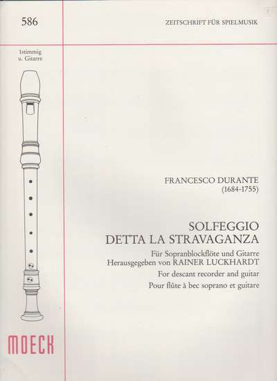 photo of Solfeggio detta la Stravaganza
