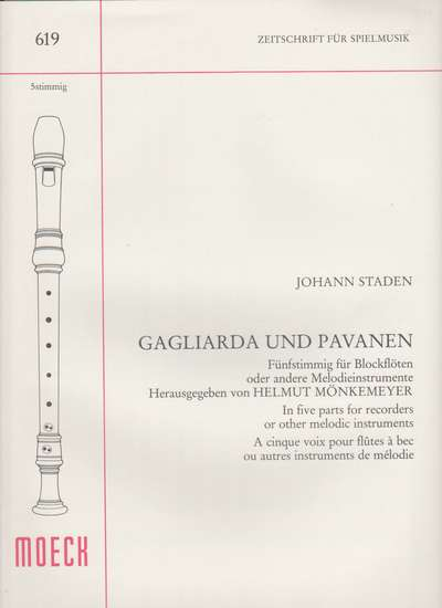 photo of Gagliarda und Pavanen