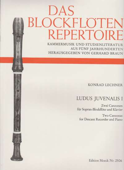 photo of Ludus Juvenalis I Two Canzonas