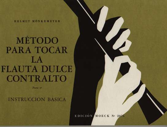 photo of Metodo para tocar la Flauta Dulce Contralto, Part 1 (Spanish edition)