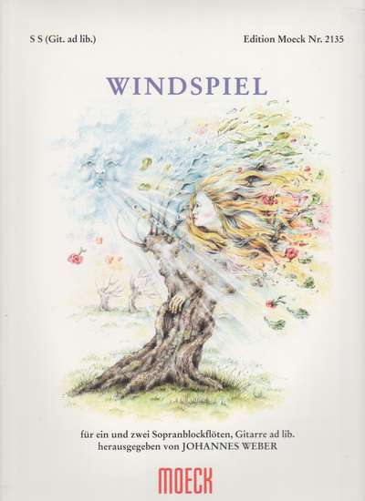 photo of Windspiel, international folk songs, German text