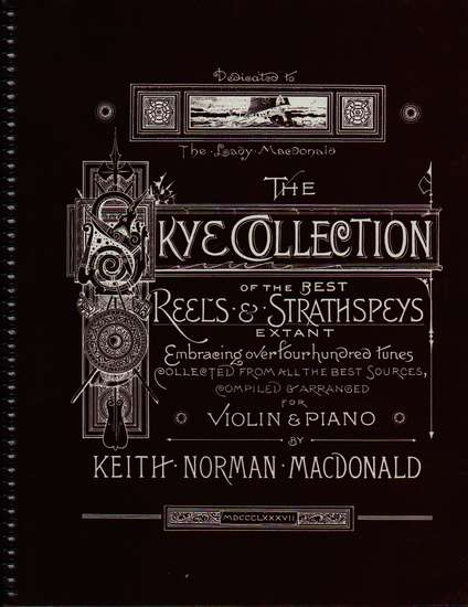 photo of The Skye Collection of the Best Reels and Strathspeys, over 400 tunes