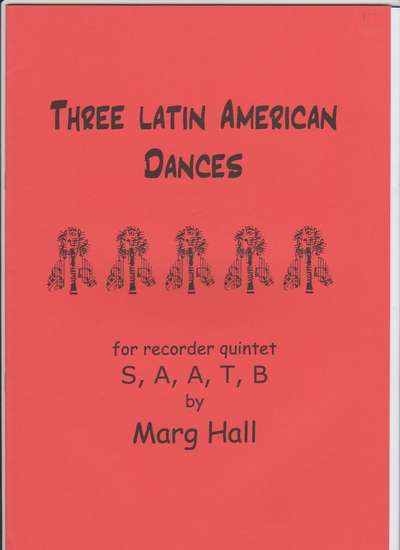 photo of Three Latin American Dances, Tango, Samba, Rumba