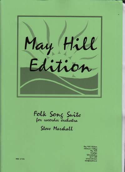 photo of Folk Song Suite