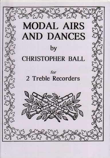 photo of Modal Airs and Dances