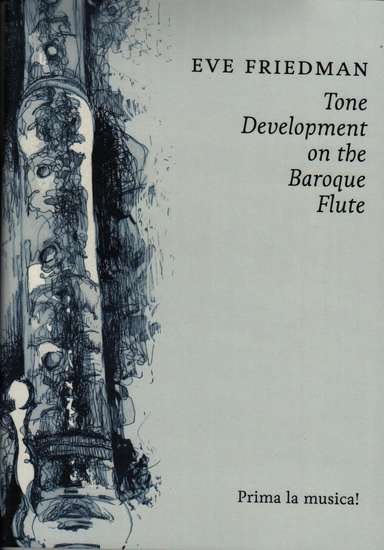photo of Tone Development on the Baroque Flute