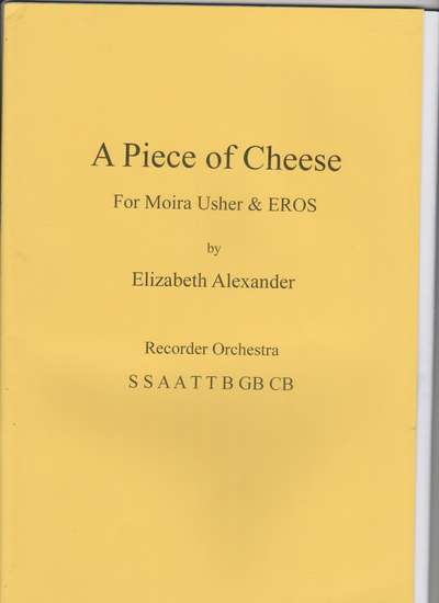photo of A Piece of Cheese