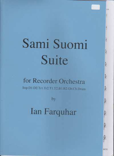 photo of Sami Suomi Suite