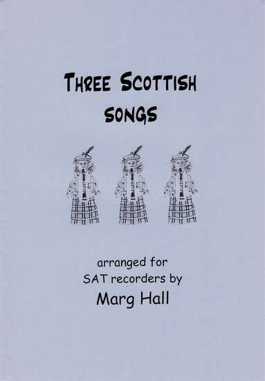 photo of Three Scottish Songs