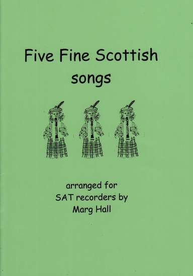 photo of Five Fine Scottish Songs