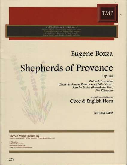photo of Shepherds of Provence, Op. 43