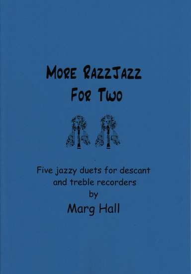 photo of More Razzjazz for Two, five Jazzy duets