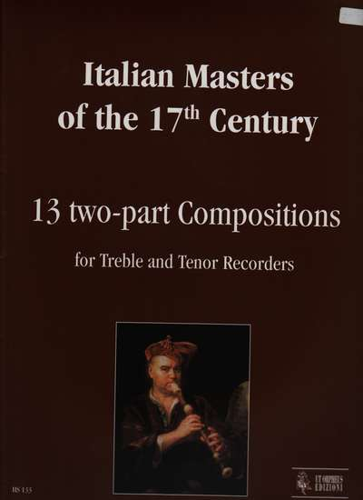 photo of Italian Masters of the 17th Century, 13 two part compositions