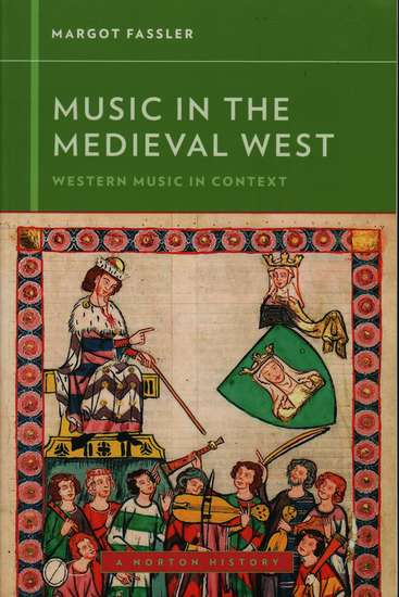 photo of Music in the Medieval West, Western Music in Context
