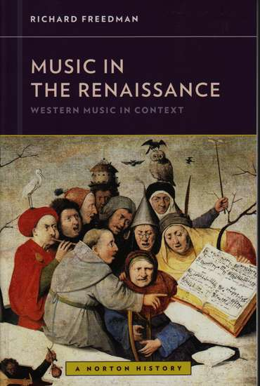 photo of Music in the Renaissance, Western Music in Context