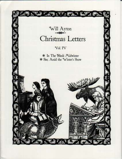 photo of Christmas Letters, Vol. IV, In the Bleak Midwinter; See, Amid the Winter