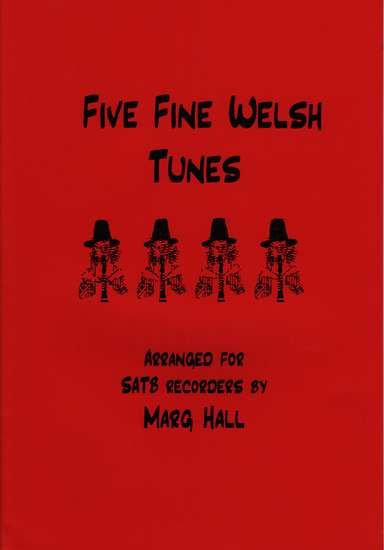 photo of Five Fine Welsh Tunes