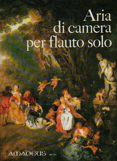 photo of Aria di camera per flauto solo, A Collection of Scotch, Irish and Welsh Airs