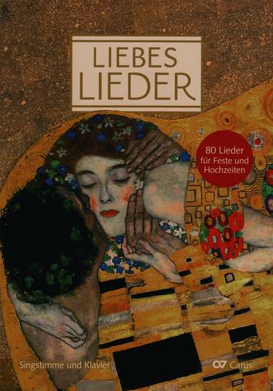 photo of Liebes Lieder, 80 Love songs for Weddings and Celebrations, paper cover
