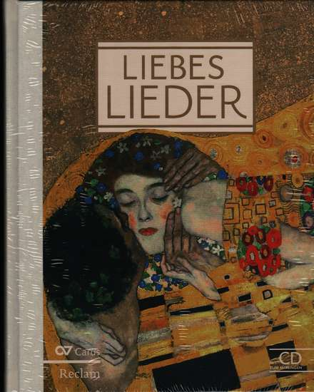 photo of Liebes Lieder, 80 Love songs for Weddings and Celebrations, cloth cover, with CD