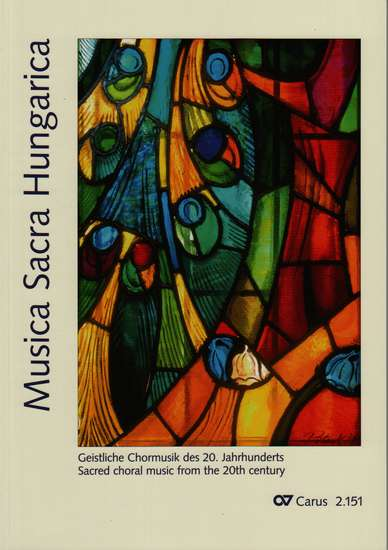 photo of Musica Sacra Hungarica, Sacred choral music from the 20th Century
