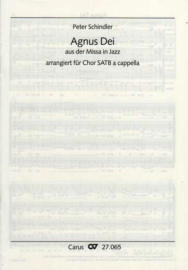 photo of Agnus Dei aus der Missa in Jazz
