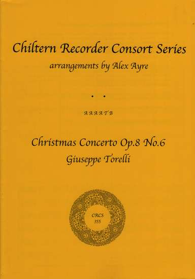 photo of Christmas Concerto, Op. 8, No. 6