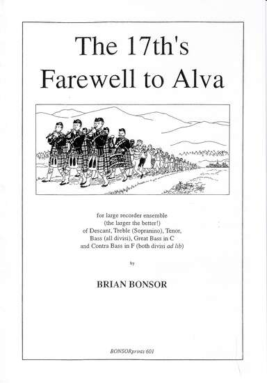 photo of The 17ths Farewell to Alva