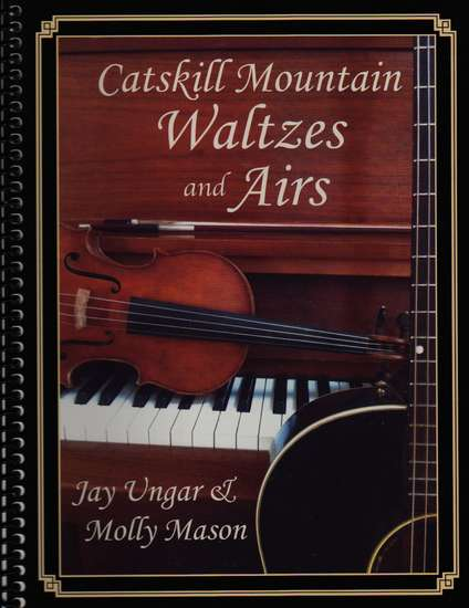 photo of Catskill Mountain Waltzes and Airs, second edition