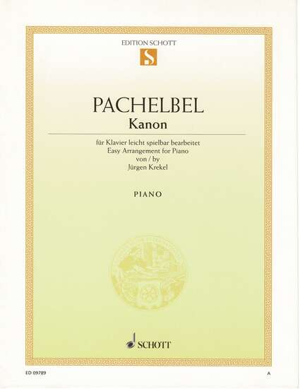 photo of Pachelbel