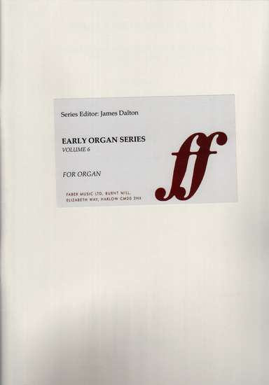 photo of European Organ Music of 16th and 17th cent, Vol 6, Spain & Portugal