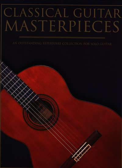 photo of Classical Guitar Masterpieces