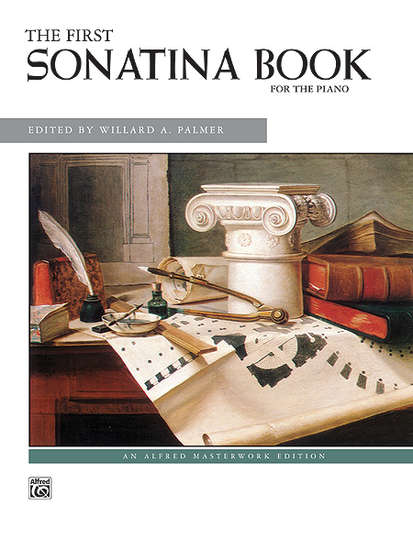 photo of The First Sonatina Book