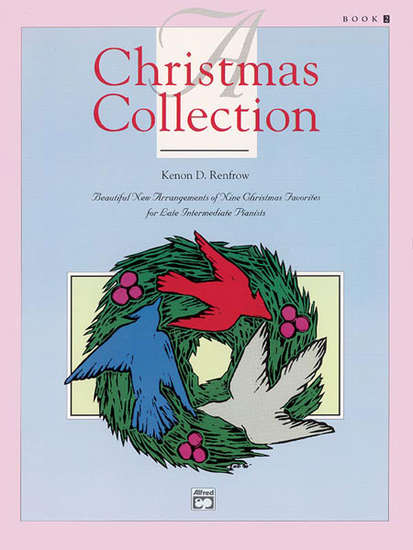 photo of A Christmas Collection, Book 2