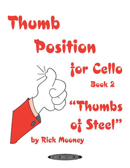 photo of Thumb Position for Cello, Book Two