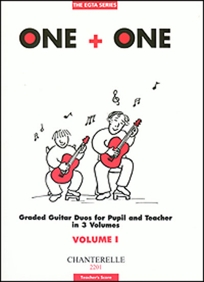 photo of One + One, Vol. 1, Teacher