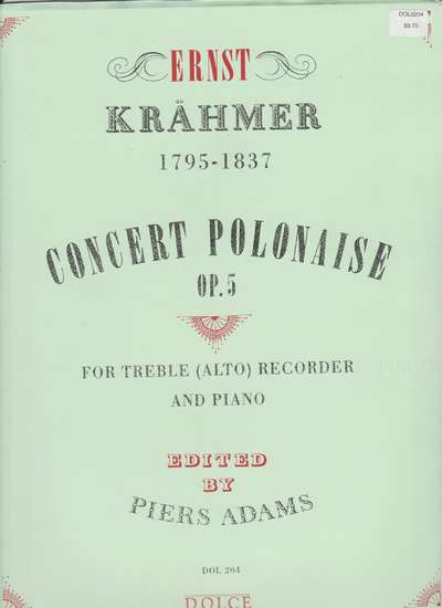 photo of Concert Polonaise, Op. 5