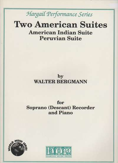 photo of Two American Suites, American Indian, Peruvian