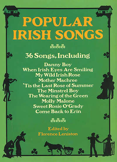 photo of Popular Irish Songs
