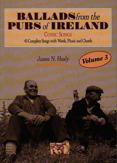 photo of Ballads from the Pubs of Ireland, Vol. 3