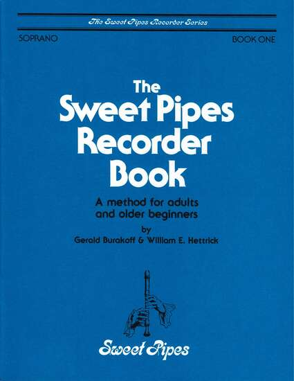 photo of The Sweet Pipes Recorder Book, Vol. 1 soprano(adults)