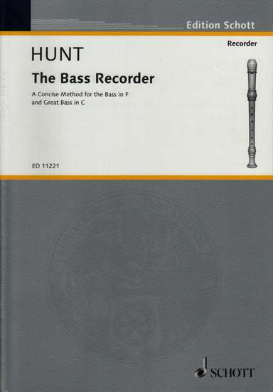 photo of The Bass Recorder