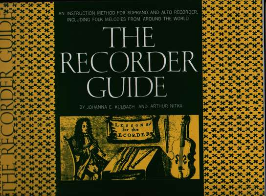photo of The Recorder Guide