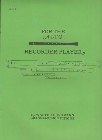 photo of For the Alto