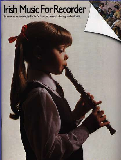 photo of Irish Music for Recorder