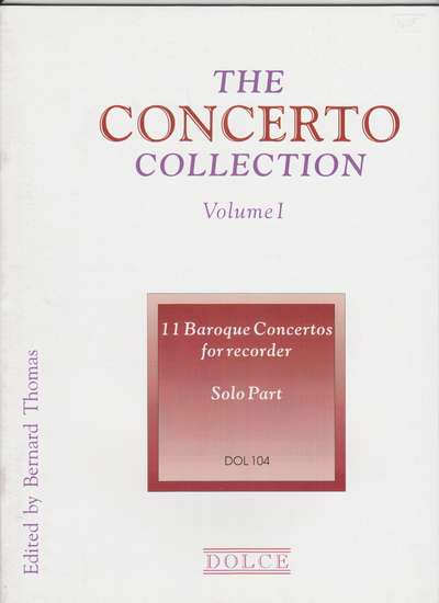 photo of The Concerto Collection, Vol. I